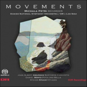 "Movements - Amarg¢s, B""rtz, Stucky / Michala Petri, et al"