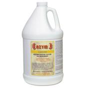 Enzym D Digester Liquid Deodorant, Lemon, 1gal, 4/Carton