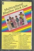 KIMBO EDUCATIONAL KIM9128CD MULTICULTURAL RHYTHM STICK FUN CD AGES 3-7