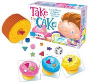 Gamewright Take the Cake Card Game
