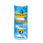 Fresh Products 614SSEA Supersorb Liquid Spills Absorbent 12-oz. Shaker Can