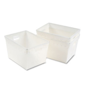 Mayline 90225 Mail totes mail tubs 18-1/4w x 13-1/4d x 11-1/2h