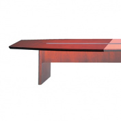Corsica Conference Series 6' Starter Modular Table Top, Sierra Cherry
