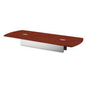 Napoli Series Rectangular Conference Table Top, 96w x 42d, Sierra Cherry