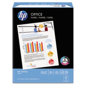 Office Paper, 92 Brightness, 3-Hole Punched, 20lb, 8-1/2 x 11, White, 500/Ream