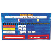 Learning Resources Elapsed Time Pocket Chart