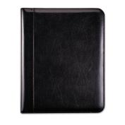 Aristo Slim Bonded Leather Starter Set, 8-1/2 x 11, Black