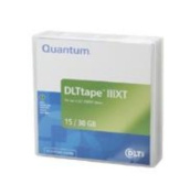 "1/2"" DLT-3XT Cartridge, 1828ft, 15GB Native/30GB Compressed Capacity"