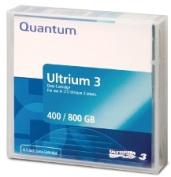 """1/2"""" Ultrium LTO-3 Cartridge, 2200ft, 400GB Native/800GB Compressed Capacity"""