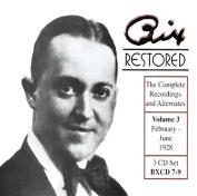 Bix Restored, Vol. 3 [Box]