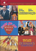 Ruthless People/Down and Out in Beverly Hills/Outrageous Fortune [Region 1]