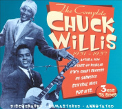 The Complete Chuck Willis 1951-1957 [Box]