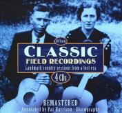 Classic Field Recordings