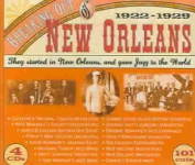 Breaking Out of New Orleans 1922-1929 [Box] [Remaster]