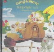 CREATIVE TEACHING PRESS YM-003CD WE ALL LIVE TOGETHER VOLUME 3 CD GREG& STEVE