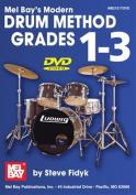 The Modern Drum Method - Grades 1 - 3 [Region 1]
