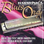 Harmonica Blues Orgy [Region 2]