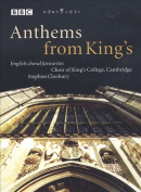 Anthems from King's - English Choral Favourites [Region 2]