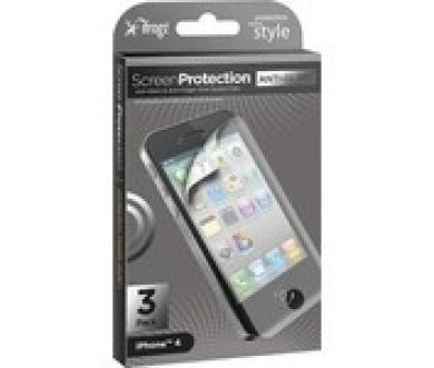 iFrogz iPhone 4 Screen Protection (3 Pack) – Antiglare
