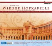 """Music of the Viennese Court Chapel - Salieri, Haydn, Mozart, Schubert, etc / Froschauer, Ruiten, Kr"""""""