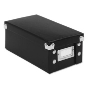 IdeaStream Snap n Store Collapsible Index Card File Box Hold