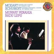 Mozart: Sonata for Two Pianos; Schubert