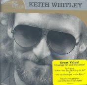 Keith Whitley Platinum And Gold Collection