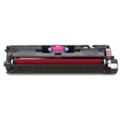Q3963A (HP 122A) High-Yield Toner Cartridge, 4000 Page-Yield, Magenta