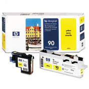 C5057A (HP90) Printhead & Cleaner,Yellow