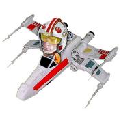 Star Wars Luke Skywalker X-Wing Fighter Bobble Head