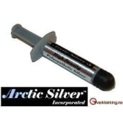 Arctic Silver 5 High-Density Silver AS5-3.5G Thermal Compound 3.5-Gram Tube thermal grease paste