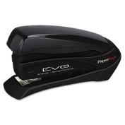 Evo Desktop Stapler, 15-Sheet Capacity, Black
