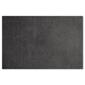 Maco EG040604 EcoGuard Indoor Wiper Mats Rubber 48 x 72 Charcoal