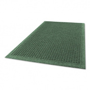 Millenium Mat EG030508 Ecoguard 99.9 Percent recycled indoor mat Green 3x5