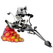 Star Wars Speederbike Kustomz Statue