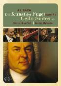 Bach The Art Of Fugue  [Region 2]