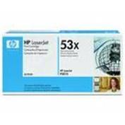 HP Toner 53X Q7553X High Yield Black