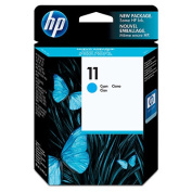 HP 11, (C4836A) Cyan Original Ink Cartridge