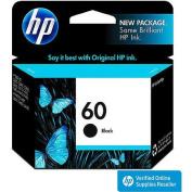 HP Consumables CC640WN#140 HP 60 Black Ink Cartridge