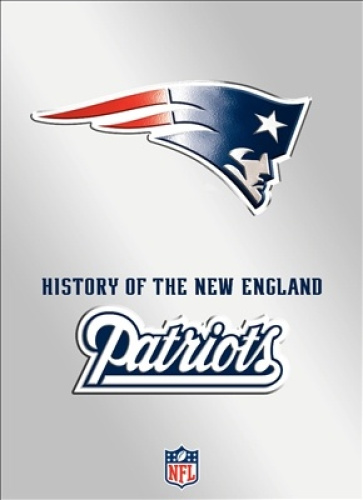 NFL-History-of-the-New-England-Patriots-Region-1-DVD-New-Free-Shipping