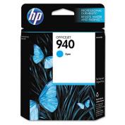 HP Consumables C4903AN#140 940 Officejet Cyan Ink Cart