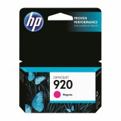 HP 920, (CH635AN) Magenta Original Ink Cartridge