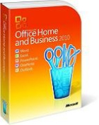 Office 2010 Home and Business - 32/64-bit