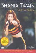 Shania Twain: Live in Miami [Region 2]