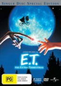 E.T. The Extra-Terrestrial [Region 4]