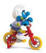 Schleich Biker Smurf