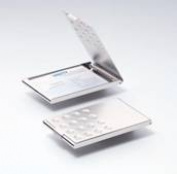 Business Card Holder Chrome