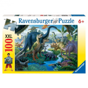 Ravensburger Land of The Giants - 100 Piece Puzzle