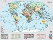 Ravensburger Puzzle - Political World Map
