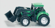 Deutz Tractor with Front Loader - 1:87